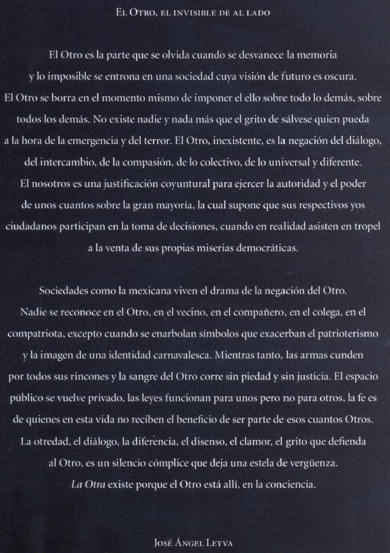 Presenta Revista La Otra No. 9