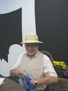 Jotamario Arbeláez, Foto de JAL