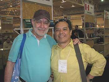 Jotamario Arbeláez y José Ángel Leyva