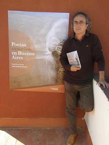 Juan Carlos de Sancho en Buenos Aires