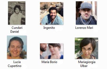 Poetas Italianos