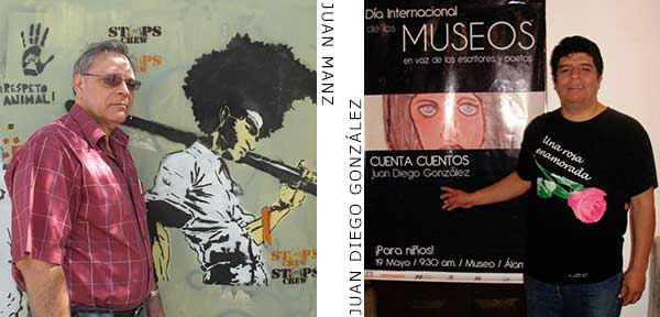 Juan Manz - Juan Diego González