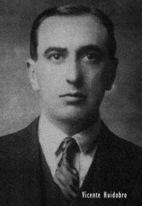 El ciudadano del olvido. Vicente Huidobro